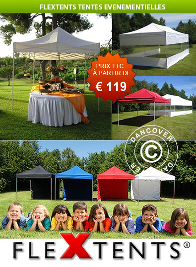 Flextents tentes evenementielles